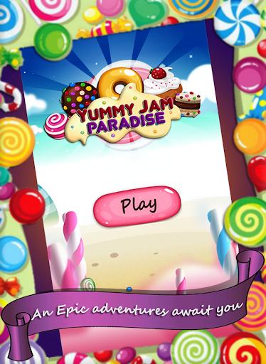 Yummy Jam Paradise