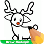 How To Draw Rudolph APK icon