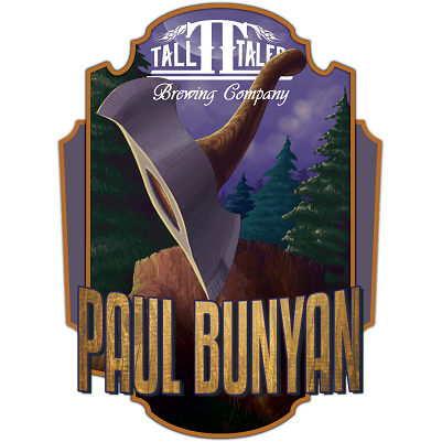Logo of Tall Tales Paul Bunyan