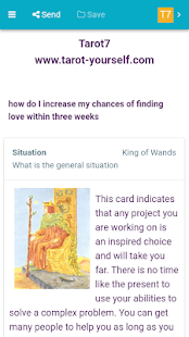 Tarot 7: Fast Card Reading - náhled