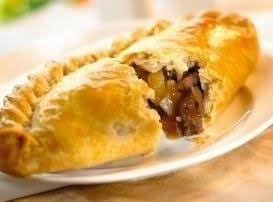 Easy Hamburger Pastry Recipe