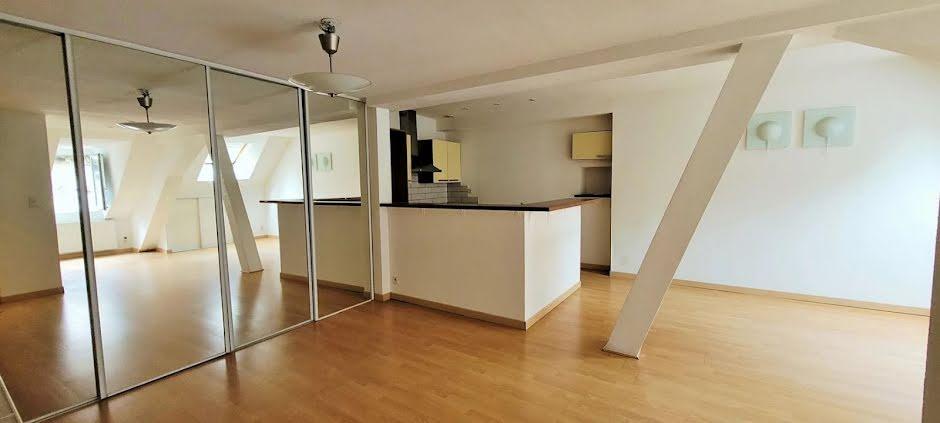 Vente appartement 5 pièces 85 m² à Dole (39100), 118 000 €