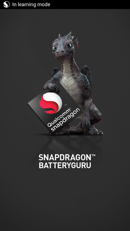 Snapdragon™ BatteryGuru- screenshot