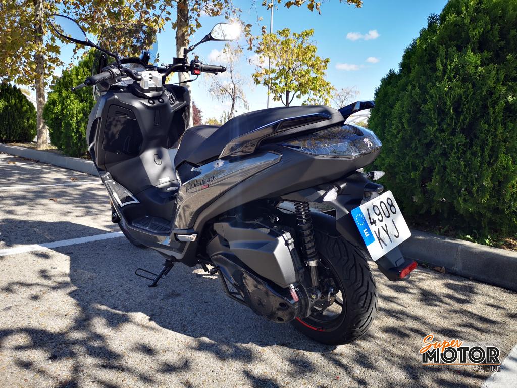 Rodando con la BMW G310 GS 2019