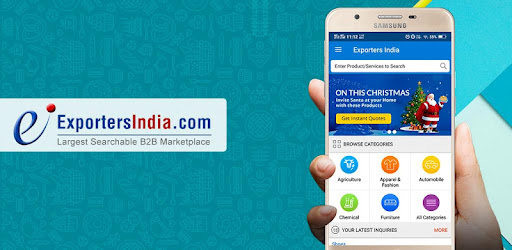 ExportersIndia - B2B Directory - Apps on Google Play