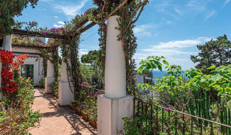 Villa avec terrasse Capri