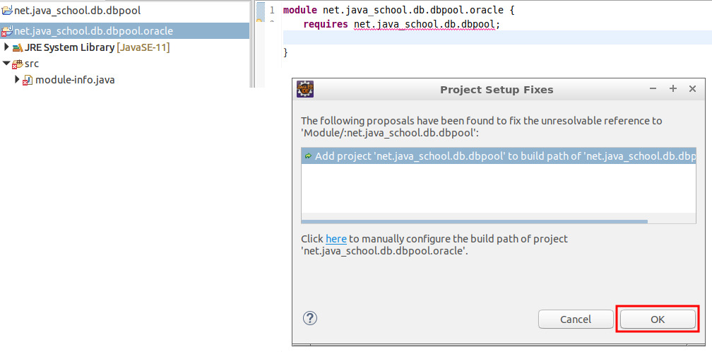 Build-Path-of-Project