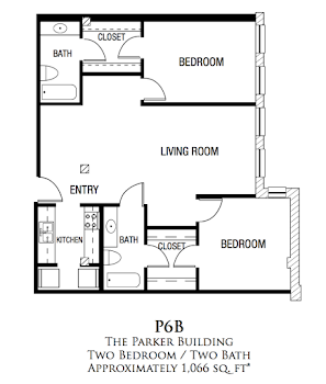 Go to P6B Floorplan page.
