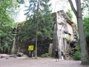 Photo: Wolfsschanze- Führerhaupquartier