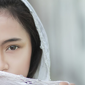 by Faizal Fahmi - People Portraits of Women