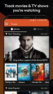 Nachos for Trakt.tv – Track movies & TV shows v1.4.1 [Ad-Free] APK 1