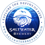 Logo of Saltwater Rum Barrel Coconut Sea Cow
