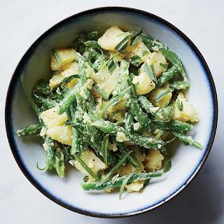 Potato-Green Bean Salad