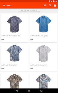 JackThreads: Shopping for Guys Screenshot 22