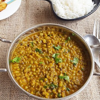 Moong dal khilma recipe - Spicy green gram Rajasthani style