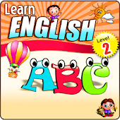 Learn English-Level2 (AD-free)