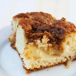 Bisquick Apple Coffee Cake.