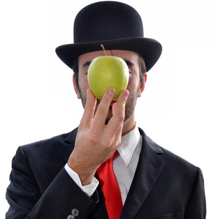 Il figlio dell'uomo - Magritte di pietro_oberto