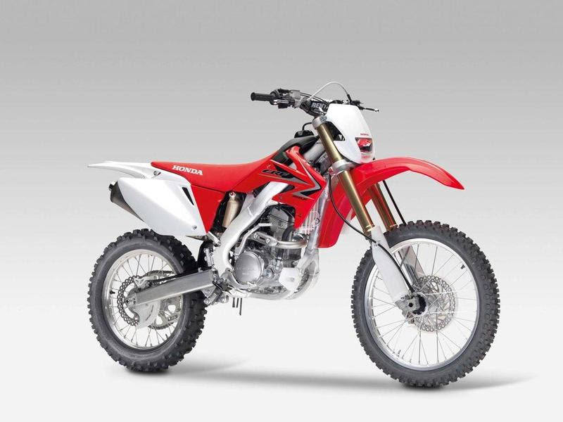 Honda CRF 250 X -manual-taller-despiece-mecanica