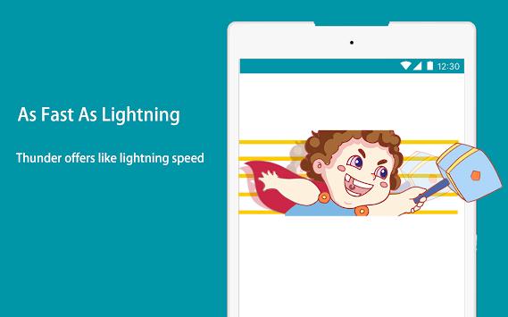 Thunder VPN - A Fast , Unlimited, Free VPN Proxy