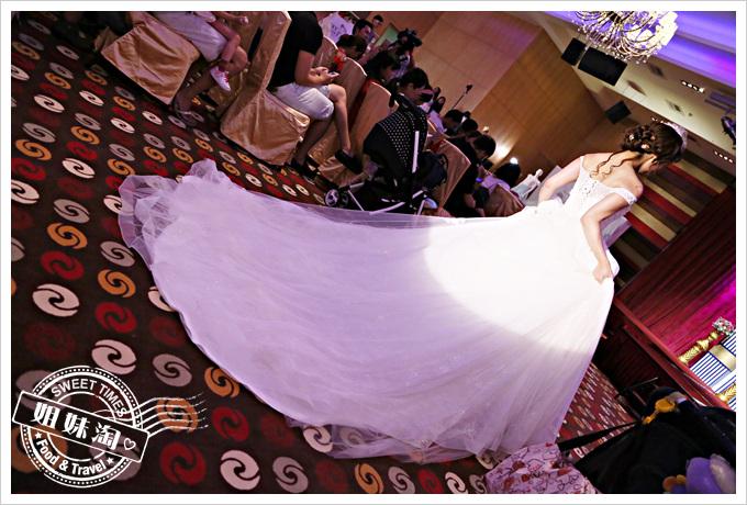 蓮潭國際會館婚禮體驗日-婚紗
