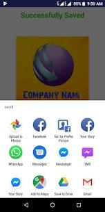 Logo Maker – Logo Creator, Generator & Designer 9