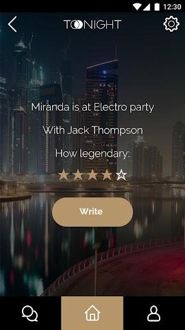 android TooNight Screenshot 2