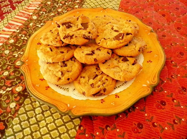 Serious Cajun Chocolate Chip Cookies Recipe