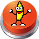Banana Jelly Rapper Sound Button icon