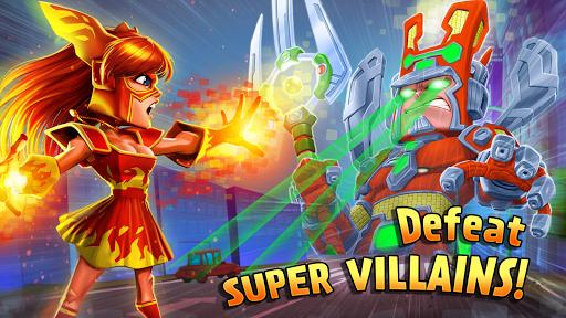 Justice Legends - Heroes War: Superhero Games  gameplay   by HackJr.Pw 1