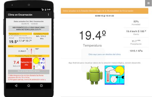 玩免費天氣APP|下載Clima en Encarnación app不用錢|硬是要APP