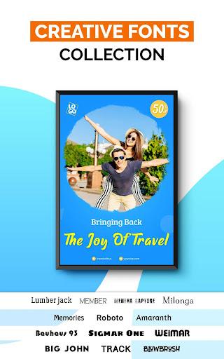Poster Maker Flyer Maker Graphic Design App 28.0 Apk for Android 22