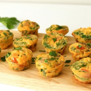 Mini Herb Muffins Recipes