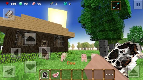 3 Build Craft App screenshot