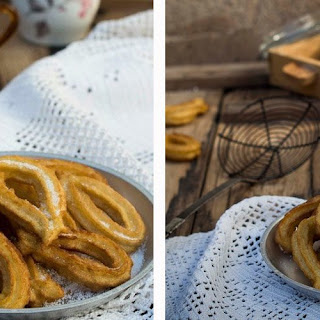 Spanish Churros -