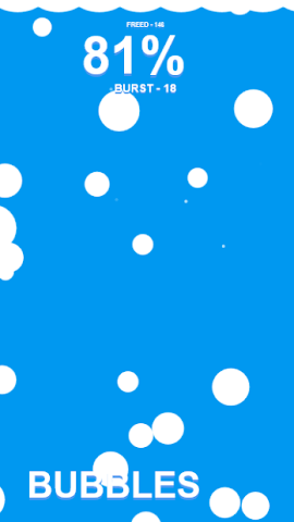 android Pop Bubbles Game Screenshot 2