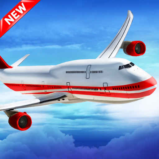 Airplane Flight Simulator 3d : Real Plane Driving