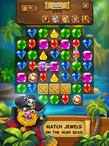 Jewel Mash - screenshot