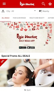 KLIK Raja Voucher- screenshot thumbnail