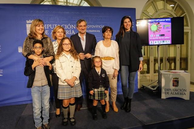 Presentación de la \'MicroPasarela Solidaria\'