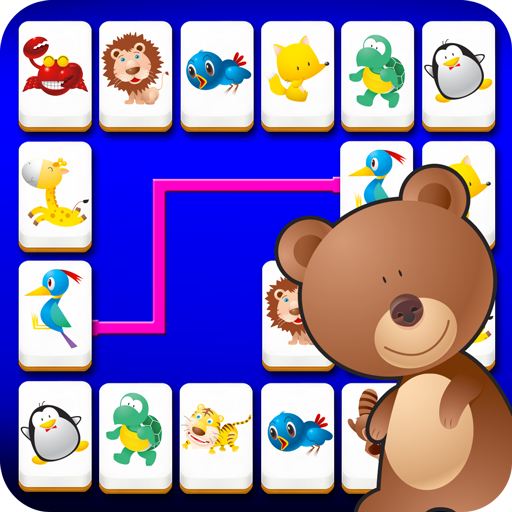 Connect Animals : Onet Kyodai (puzzle tiles game) (game)