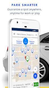 SpotHero: Find Parking Nearby- screenshot thumbnail