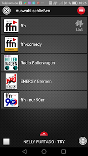 radio ffn- screenshot thumbnail