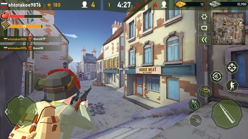 War Ops: WW2 Action Games screenshots 16