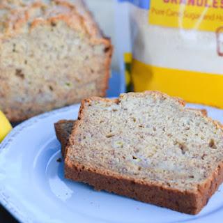 Honeyed Banana Bread.