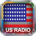 Radio us- Luyen nghe tieng anh icon
