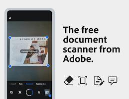 Adobe Scan: PDF Scanner with OCR, PDF Creator