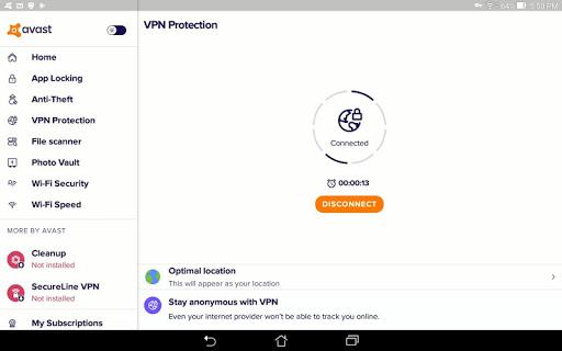 Avast Antivirus u2013 Mobile Security & Virus Cleaner 6.29.1 screenshots 10