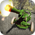 Retro Artillery Simulator 1945 icon