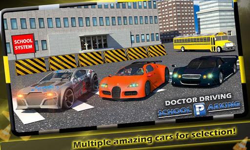 ドクター運転:駐車場